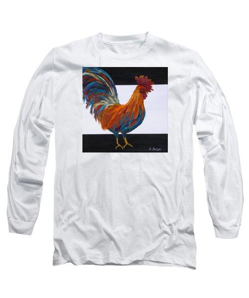 Cock-a-doodle-doo Long Sleeve T-Shirt