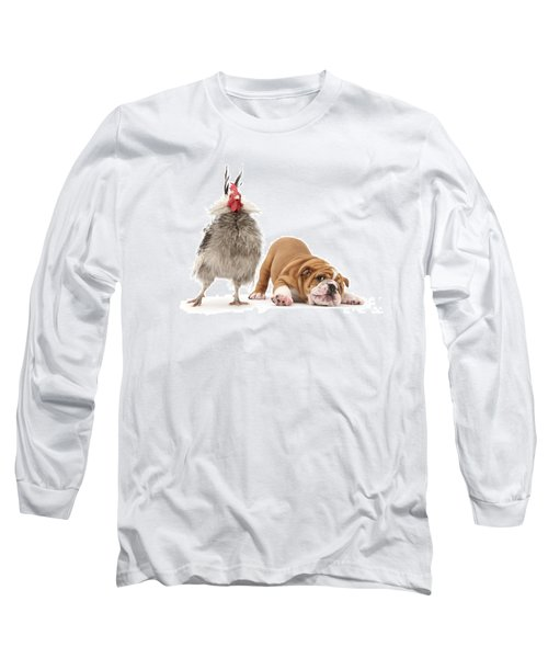 Cock N Bull Long Sleeve T-Shirt