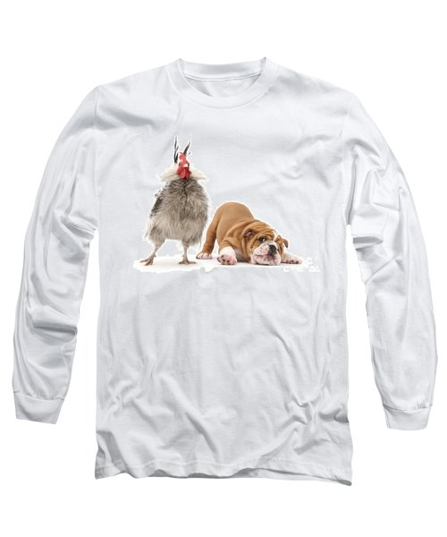 Cock N Bull Long Sleeve T-Shirt