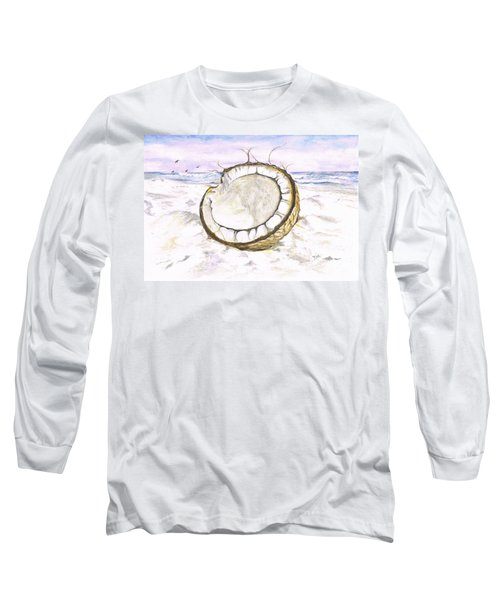 Coconut Island Long Sleeve T-Shirt