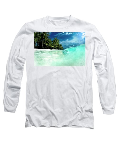 Coconut Water Long Sleeve T-Shirt