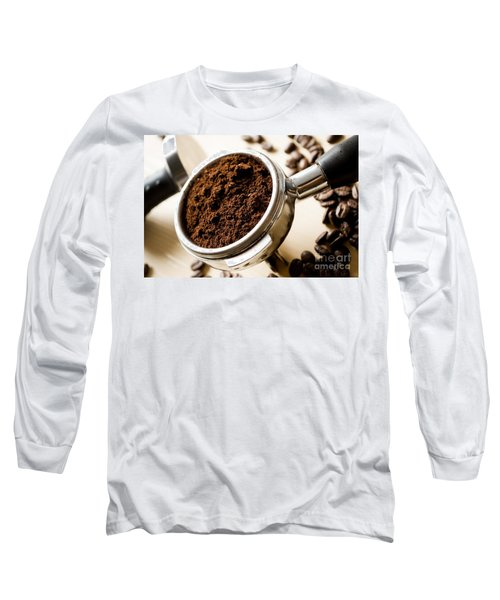 Coffee #10 Long Sleeve T-Shirt