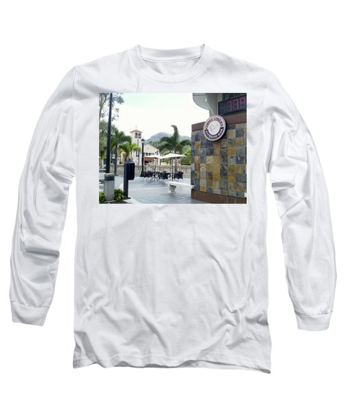 Coffee Lover's Expresso Bar 3 Long Sleeve T-Shirt