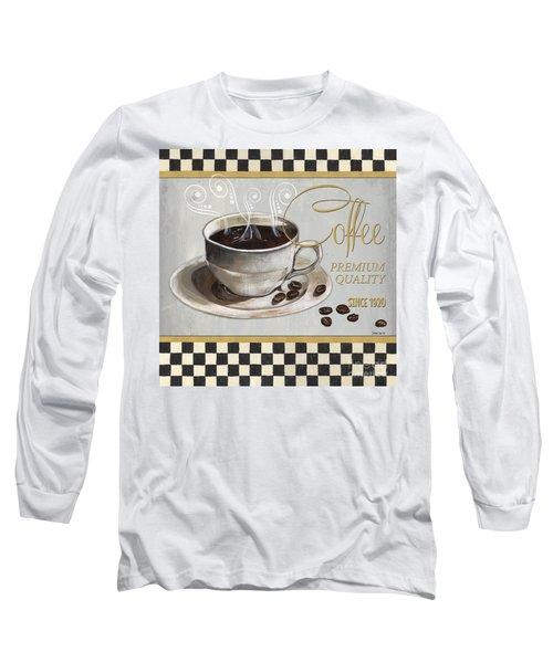 Coffee Shoppe 1 Long Sleeve T-Shirt