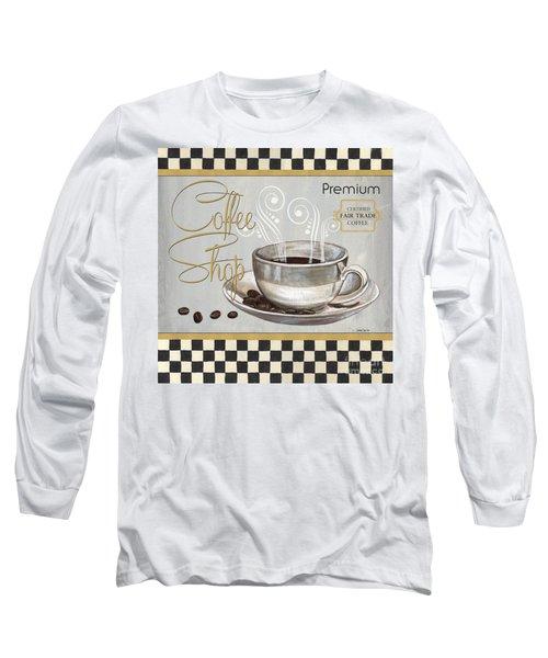 Coffee Shoppe 2 Long Sleeve T-Shirt