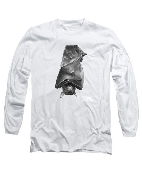 Coffie The Fruit Bat Long Sleeve T-Shirt