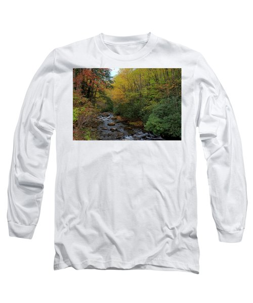 Cold Stream Long Sleeve T-Shirt