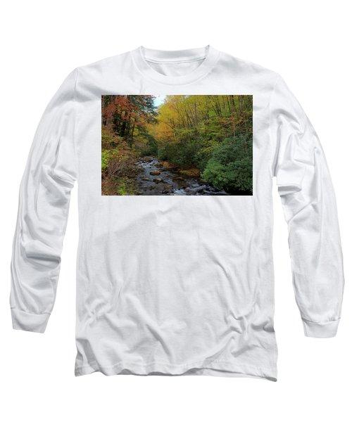 Cold Stream Long Sleeve T-Shirt