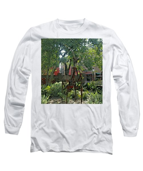 College Creature Long Sleeve T-Shirt