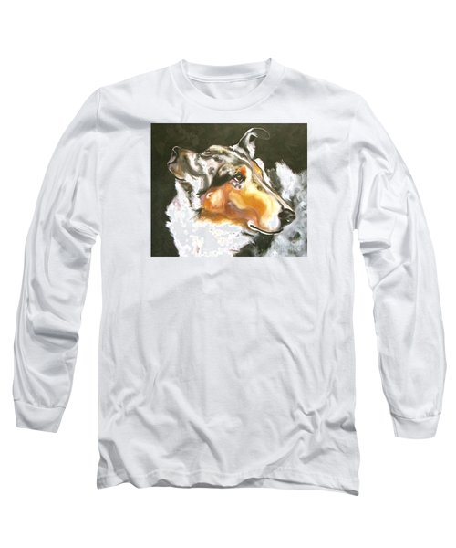Collie Merle Smooth 2 Long Sleeve T-Shirt