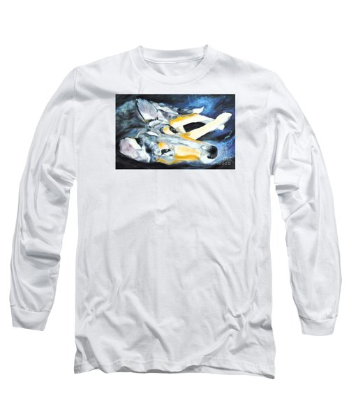 Collie Merle Smooth Long Sleeve T-Shirt
