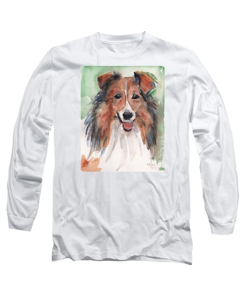 Collie, Shetland Sheepdog Long Sleeve T-Shirt