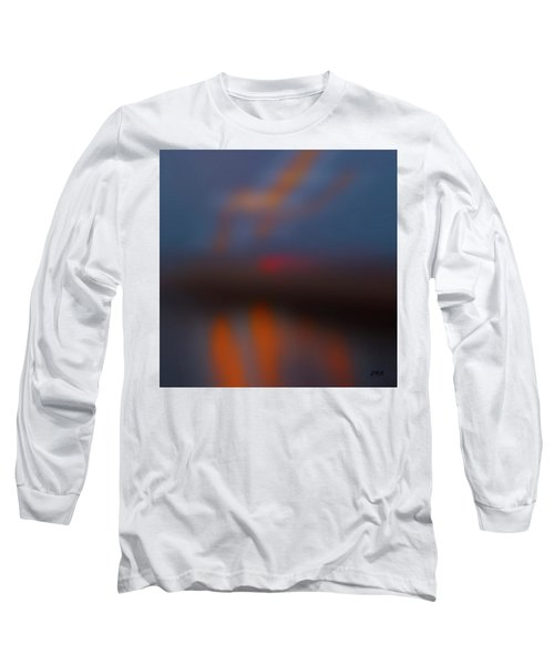 Color Abstraction Lxiii Sq Long Sleeve T-Shirt