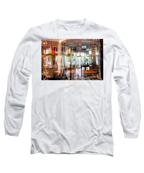 Color Explosion Long Sleeve T-Shirt