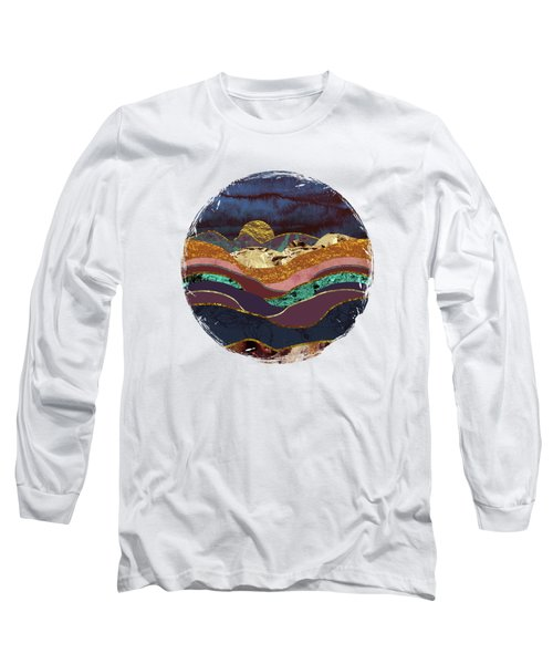 Color Fields Long Sleeve T-Shirt by Katherine Smit