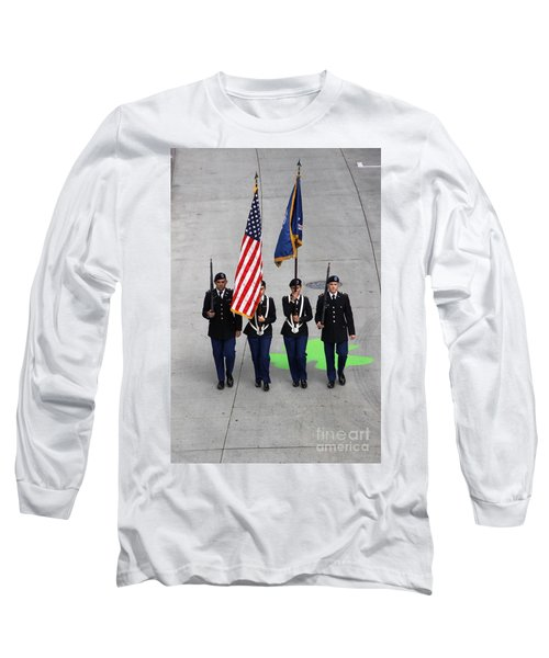 Color Guard Long Sleeve T-Shirt
