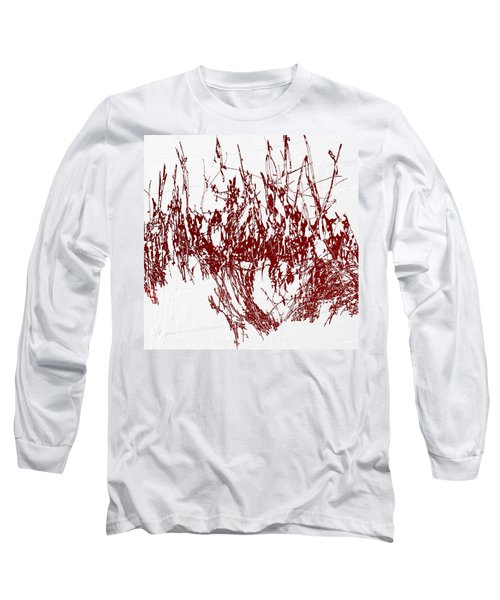 Color Me Dexter Long Sleeve T-Shirt