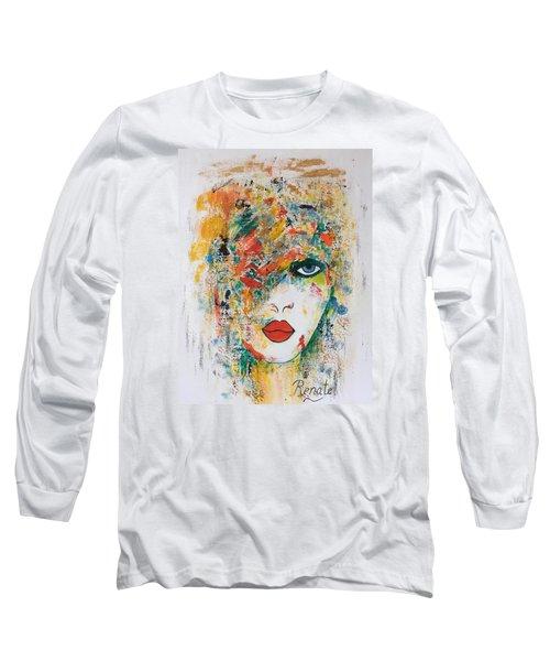 Color Me.... Long Sleeve T-Shirt