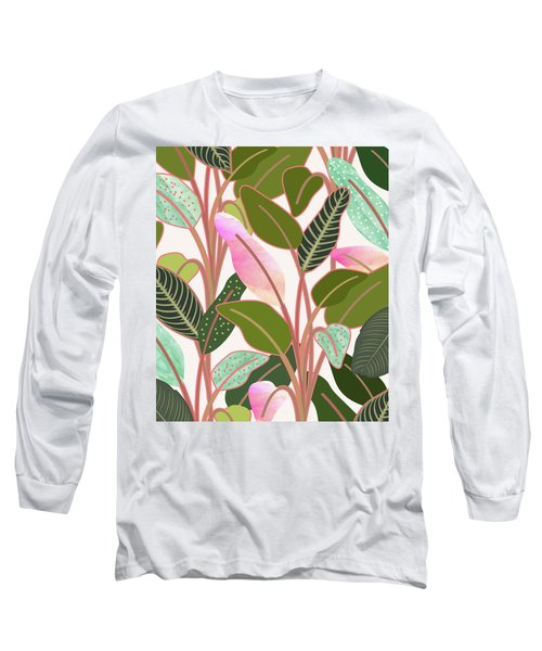 Color Paradise Long Sleeve T-Shirt