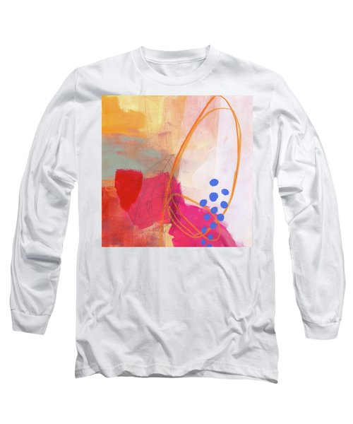 Color, Pattern, Line #2 Long Sleeve T-Shirt