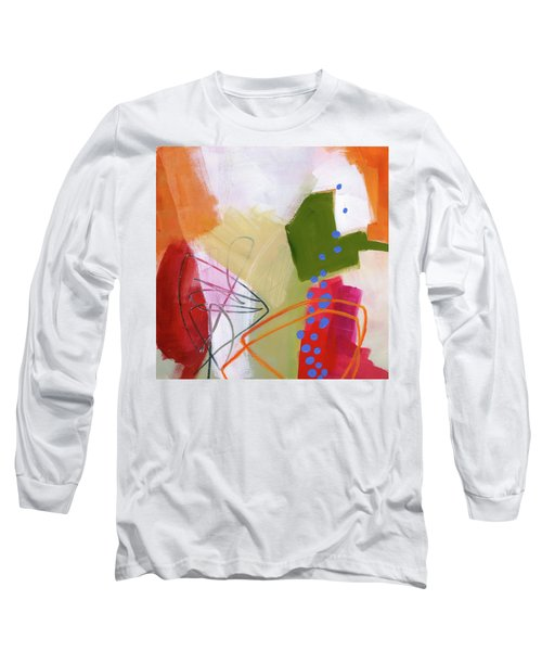 Color, Pattern, Line #4 Long Sleeve T-Shirt