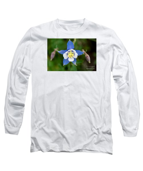 Colorado Blue Long Sleeve T-Shirt