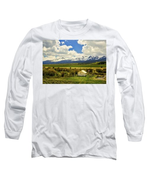 Colorado Mountain Vista Long Sleeve T-Shirt by L O C