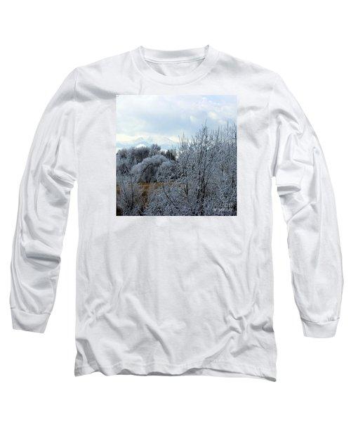 Colorado Springs Winter Long Sleeve T-Shirt