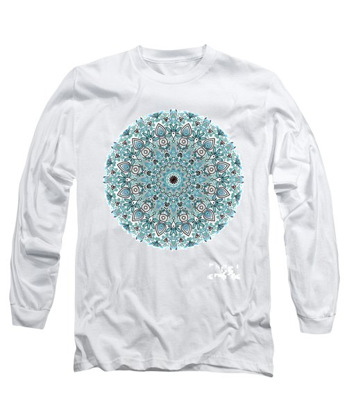 colorDrawMandalalesson Long Sleeve T-Shirt