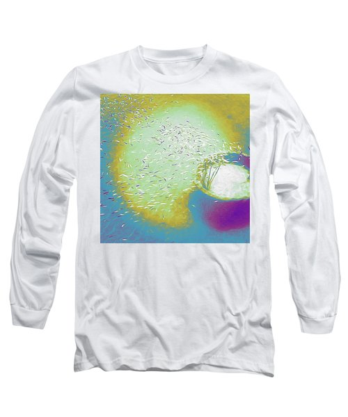 Colorful Pond Long Sleeve T-Shirt