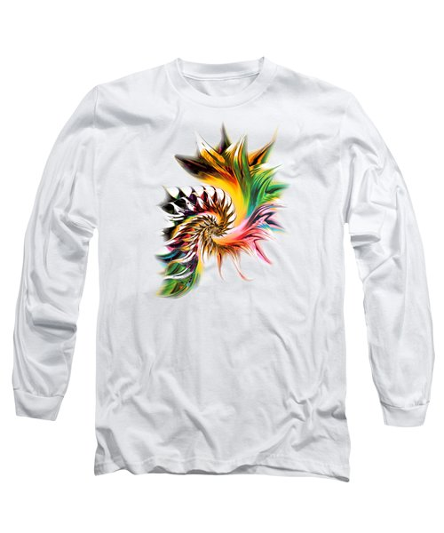 Colors Of Passion Long Sleeve T-Shirt