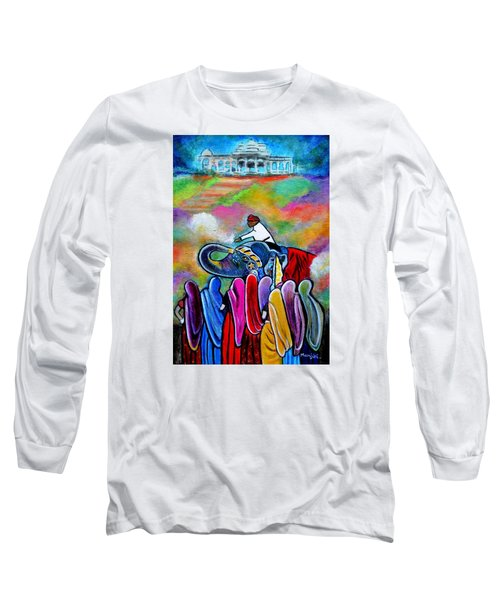 Colors Of Rajasthan Long Sleeve T-Shirt