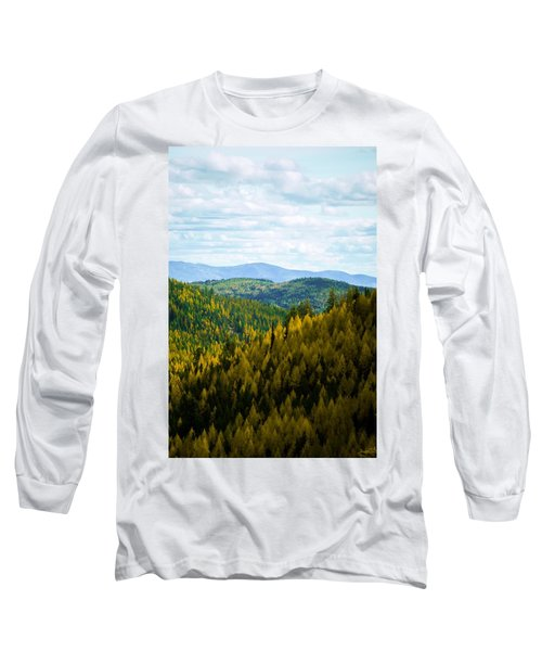 Colors Of Sherman's Pass Long Sleeve T-Shirt