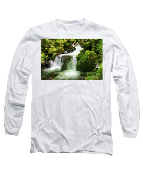 Columbia Gorge Stream Long Sleeve T-Shirt