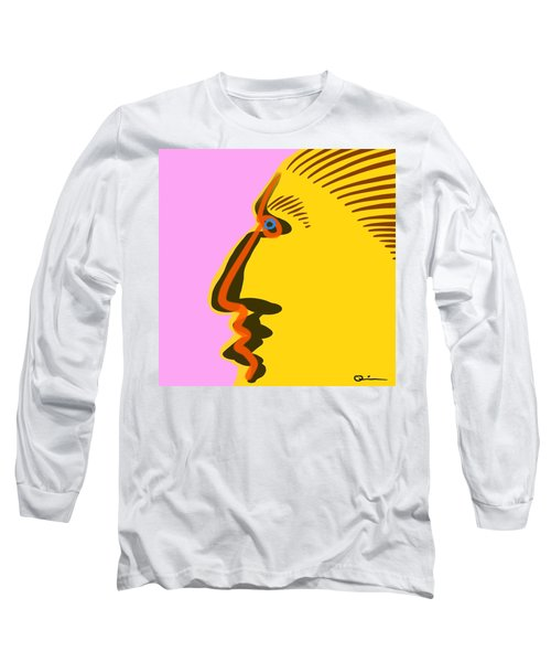 Combed 2 Long Sleeve T-Shirt