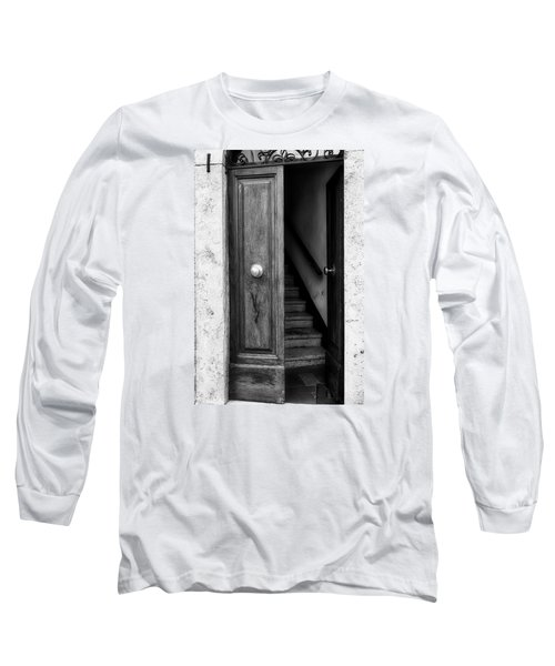 Come On In Long Sleeve T-Shirt by Deborah Scannell