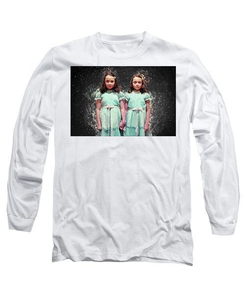 Come Play With Us - The Shining Twins Long Sleeve T-Shirt