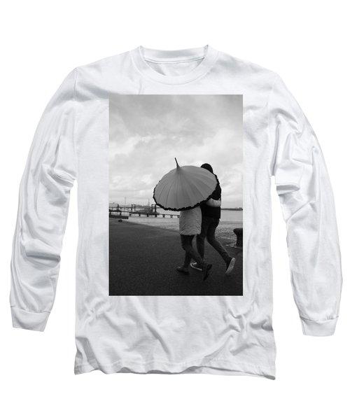 Come Rain Or Shine Long Sleeve T-Shirt