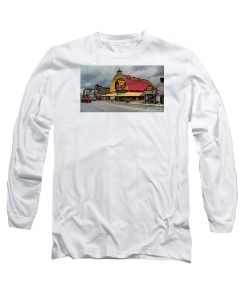 Comedy Barn Pigeon Forge Long Sleeve T-Shirt