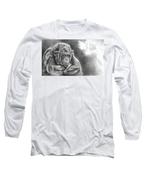 Comfortably Numb Long Sleeve T-Shirt