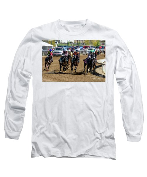 Coming Around The Turn Long Sleeve T-Shirt