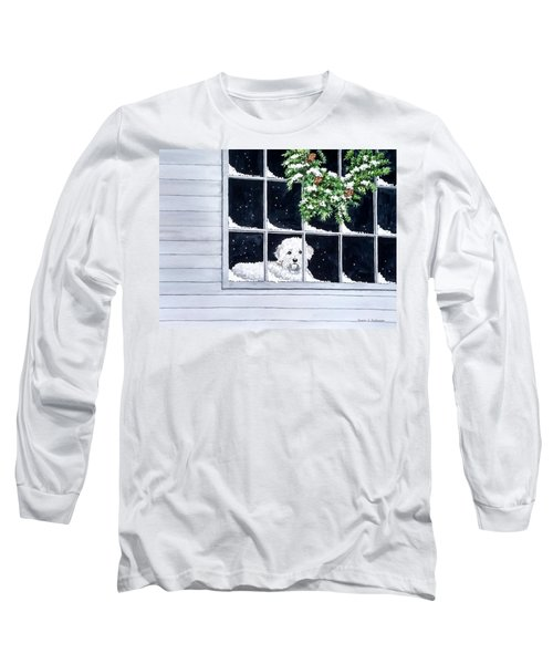 Coming Back Soon? Long Sleeve T-Shirt