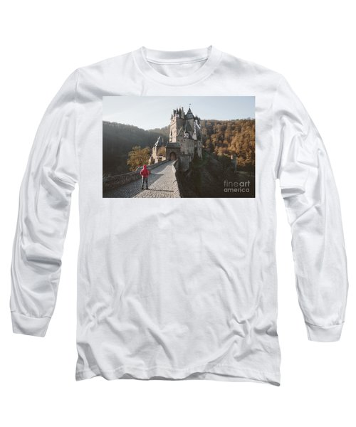 Coming Home Long Sleeve T-Shirt by JR Photography