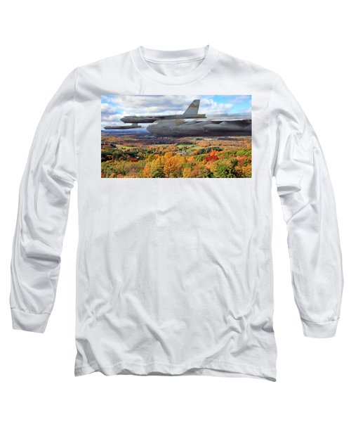 Coming Home Long Sleeve T-Shirt by Peter Chilelli