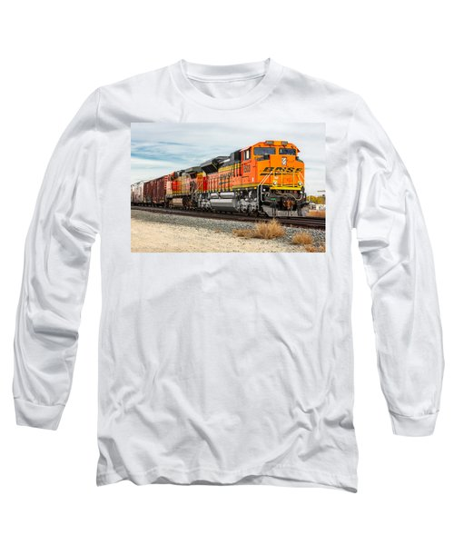 Coming Through Livingston Long Sleeve T-Shirt