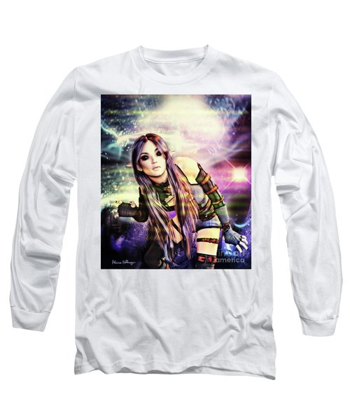 Coming Through In Waves Long Sleeve T-Shirt