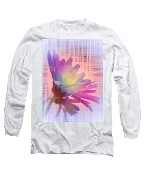 Coming To Life Love Notes Mirror Long Sleeve T-Shirt