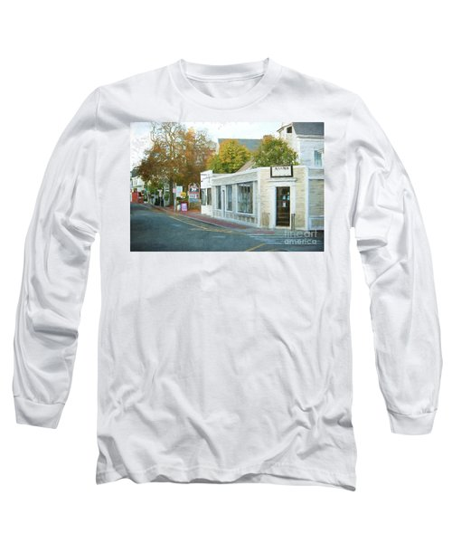 Commercial St. #2 Long Sleeve T-Shirt