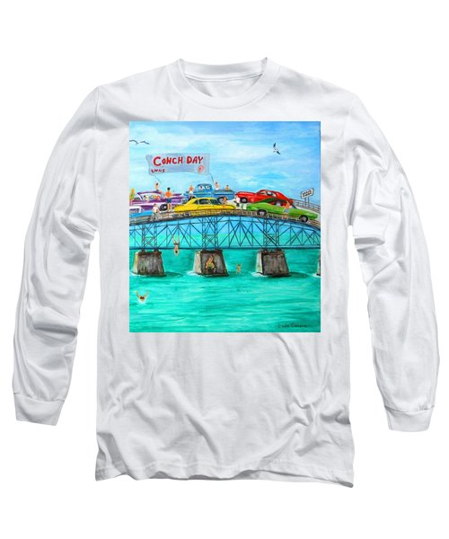 Conch Day Long Sleeve T-Shirt
