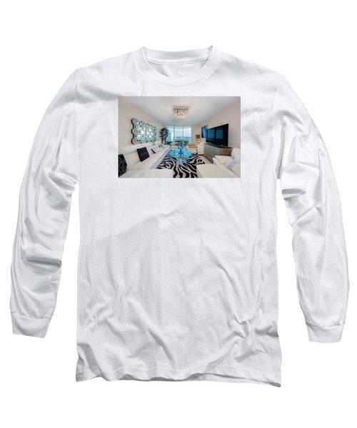 Condo Living Long Sleeve T-Shirt